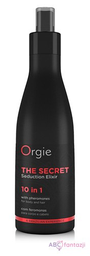 Feromony Orgie Secret Seduction Elixir 200ml